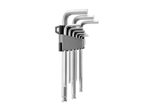 Toolshed Ball end HEX wrench set Pro