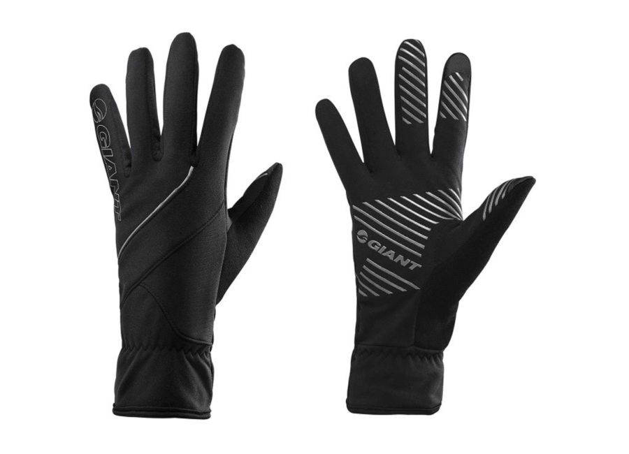 Chill lite long finger gloves front Rear view