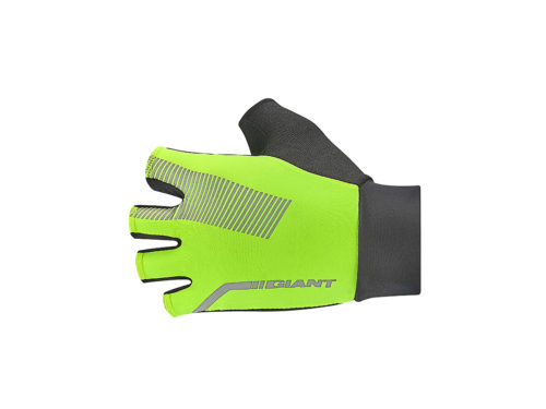 Illume short finger gloves front