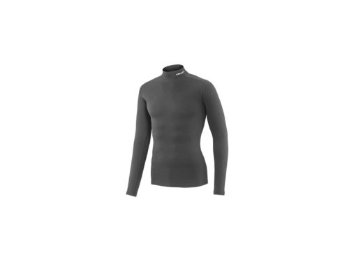 3D mock long sleeve baselayer front