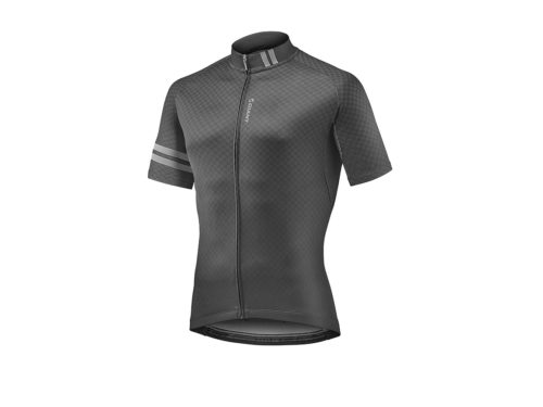 Podium short sleeve jersey front