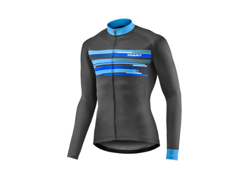 Rival long sleeve jersey front