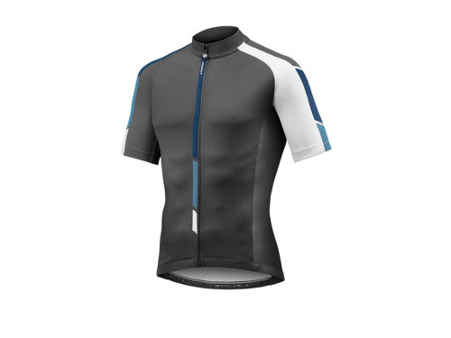 Stage short sleeve jersey front