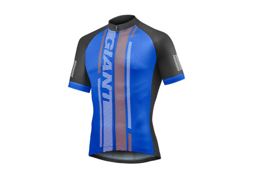 GT-S short sleeve jersey front